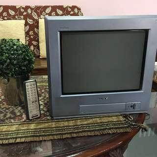 TV Sony Trinitron 14 inch