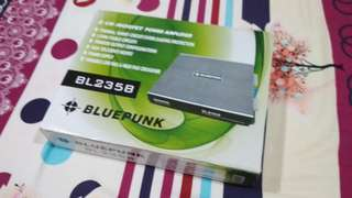 Bluepunk 2ch Amp
