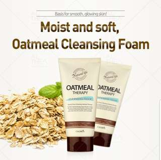 OATMEAL THERAPY CLEANSING FOAM