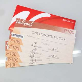 NBS Gift Certificate