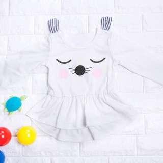 🚚 Instock - Whiskers Cat Dress