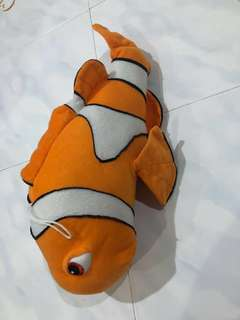 Soft Toy nemo fish #midyearsale #listforikea #nogstday