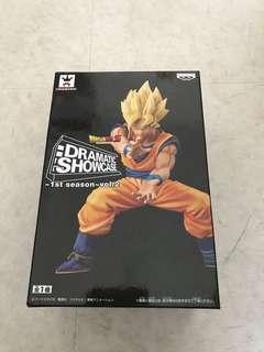 龍珠 孫悟空 dramatic showcase