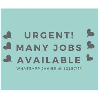 ⚡ URGENT!! APPLY NOW! JOBS AVAILABLE FOR YOUR SELECTION ⚡
