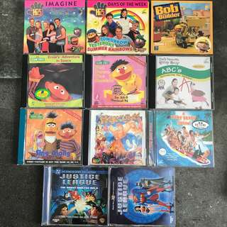 Children Cds