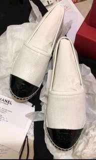 購自英國 Chanel 草鞋 size 36