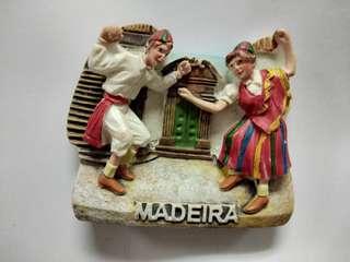 Fridge Magnet Madeira
