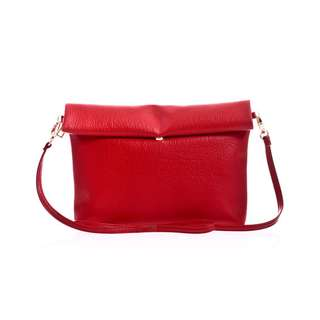 Red Pouch n Slempang