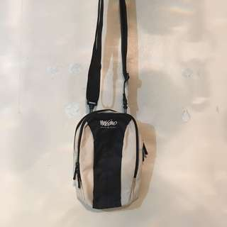 Mossimo White Sling Bag