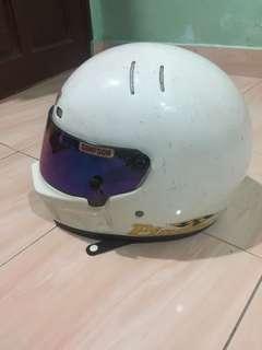 Helmet Simpson