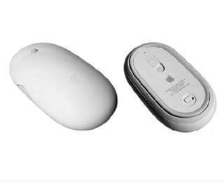 Apple Bluetooth wireless Mighty Mouse