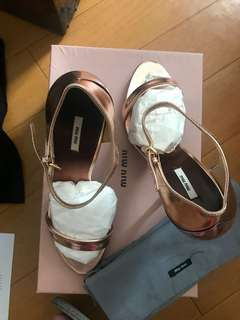 Miu Miu ladies shoes