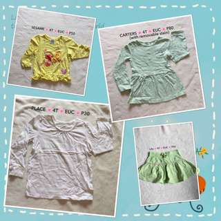 4T Girls Bundle