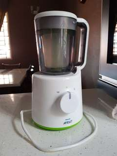 Avent Steamer & Blender