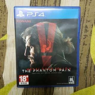 MGSV : Phantom Pain - Metal Gear Solid 5