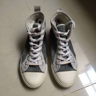 New Look Grey Sneakers