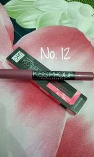 Lipstik kiss proof no.12