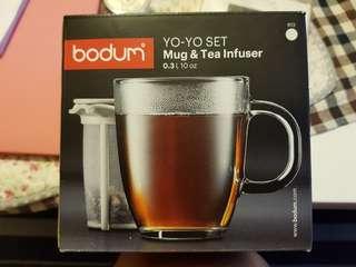 Mug and Tea Infused