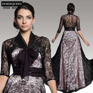 Instock Sale! UK6 Size S Clearance sale dress! Discontinued stock! Evening gown, prom dress, DND dress, ROM dress - NIC016 V1