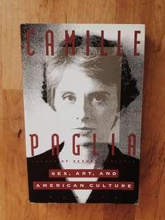 """Camille Paglia's """"Sex, Art, and American Culture"""""""