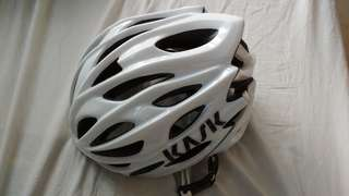 Kash mojito bicycle helmet white