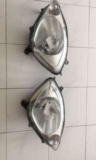 Lampu 2nd viva