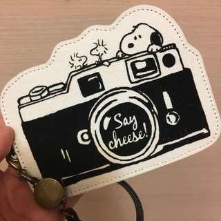 Snoopy 證件 悠遊卡套