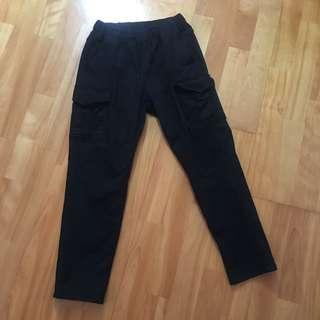 🚚 Sala撒拉韓國大口袋工作褲