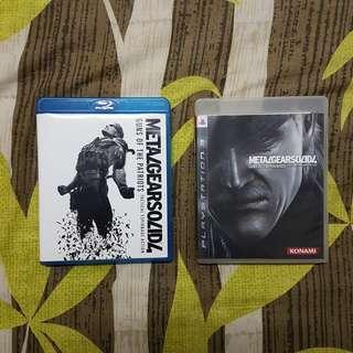 PS3 - Metal Gear Solid 4