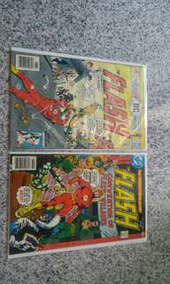 FLASH dc comics bronze age