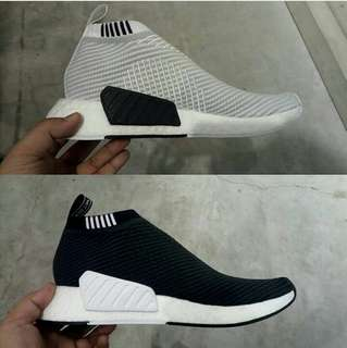 NMD CS2 CORE BLACK & WHITE NEW RELEASE!!!