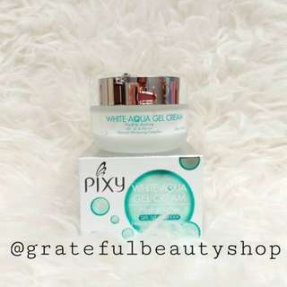 New - Pixy White Aqua Gel