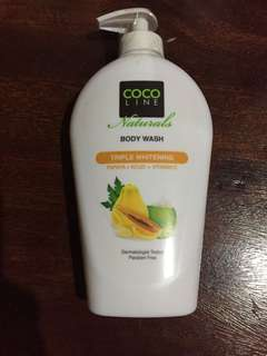 Coco Line Naturals Body Wash