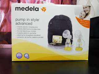 Medela Double Breast Pump PISA