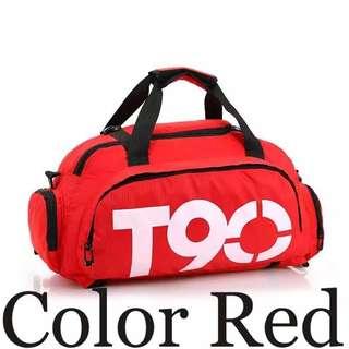 T90 2way Duffle Bag with Shoe Pocket