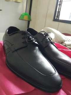 Sepatu Pantofel Kulit Annton&Co Spain Original import, size 42