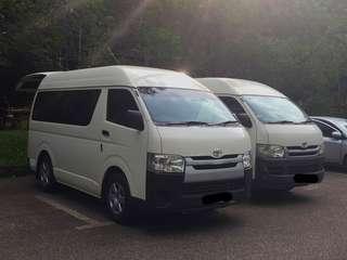 Van Sewa / Chauffeur Servis / Transfer