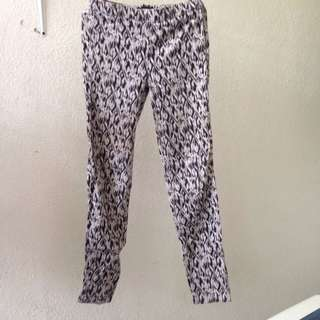 (REDUCED) H&M Cotton Pants