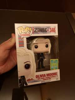 Olivia Moore (rare)