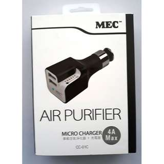 MEC Air Purifier Micro Charger