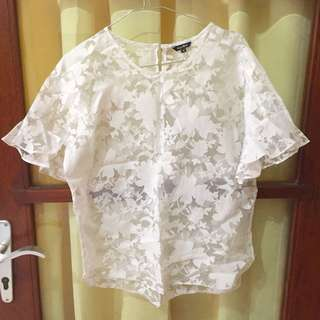 Neu Mor white blouse