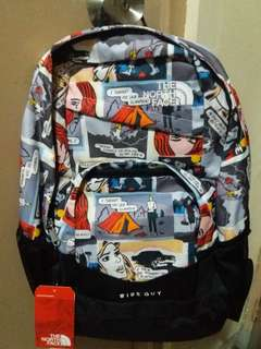The North Face back pack (wise guy)