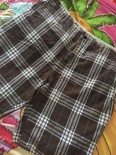 Celana tartan big size
