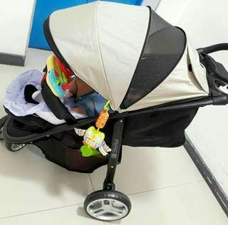 Graco Aire 3 Stroller