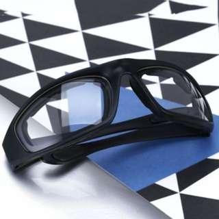 (369)Motorcycle Glasses Windproof Dustproof Eye Glasses Goggles Outdoor Glasses