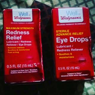 Redness Relief / Eye Drops