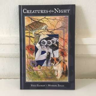Creatures of the Night - Neil Gaiman | Michael Zulli