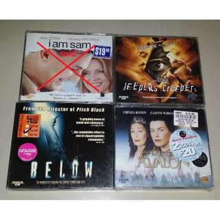 VCDs of Hollywood Movies - List #5