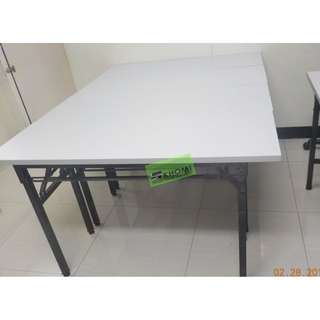 ST-F106 FOLDABLE TRAINING TABLE 120wx40dx74h-KHOMI