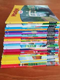 Thomas & Friends paperback books - My Thomas Story Library - pick any for $3 each. $2 when you buy 3 or more